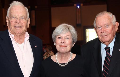 Alexander Dreyfoos, Margie Luntz, George Michele