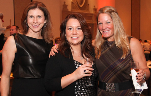 Amy Kazma, Faby Hooker, Michelle Toomey