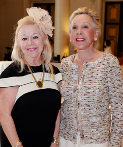 Arlette Gordon, Carol Weltz