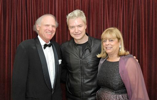 Arthur Loring, Chris botti, Vicki Loring