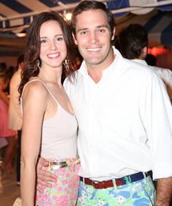 Ashley Cherowitzo and Bobby Leidy