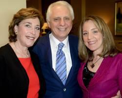 Barbara and Jerry Lewin, Erika Lewin-Harris