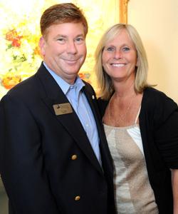 Bill Quinn, Cathy Quinn