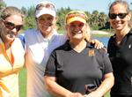 Carolyn Broadhead, Kellie Stenzel, Rebecca Seelig, Catherine Broadhead-