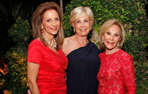 Christine Curtis, Jan Willinger, Sandy Heine