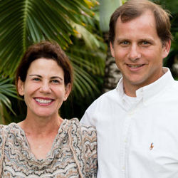 Cynthia Sulzberger and Steven Green