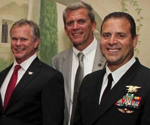 David Godshall, Rick Kaiser, Lt. Hector Delgado
