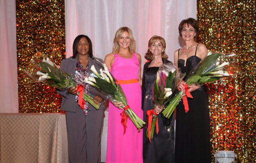 Diana Smith, Suzanne Boyd, Lois Gackenheimer, Angela Prestia