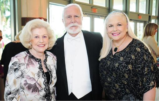 Doris Hastings, Dale McNulty, Marietta McNulty