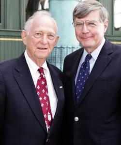 Dr. Robert Knapp, Dr. Robert Bast