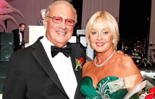 Frank and Geri Morrow