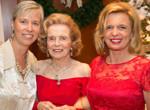 Heidi Nielsen, Jane Grace, Joanie Van der Grift-