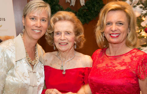 Heidi Nielsen, Jane Grace, Joanie Van der Grift