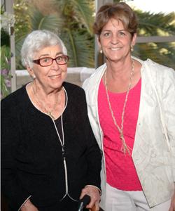 Helen Eisenberg, Andrea Hess