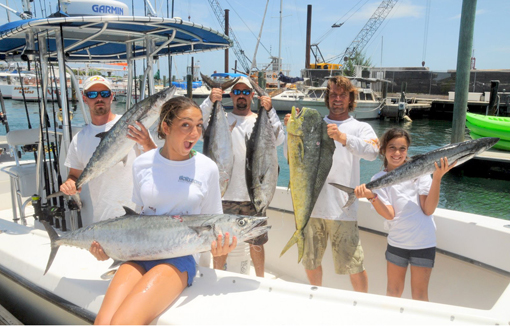 Hospice of Palm Beach County fishing tournament