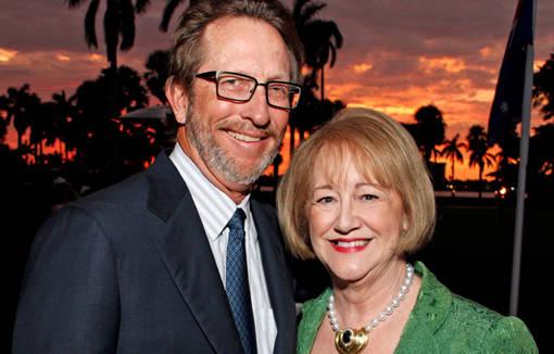 Jeffrey Bland and Jane Mitchell