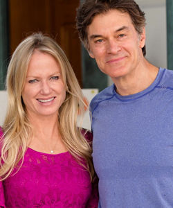 Jennifer McGrath, Dr. Mehmet Oz