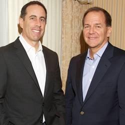 Jerry Seinfeld, Paul Tudor Jones
