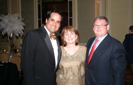 John Lacy, Patricia Liehr, Mark Cook