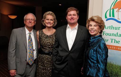 John Marshall, Grace Nelson, Bill Nelson, Jr., Nancy Marshall