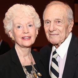 Joyce McLendon and Harry Horwich