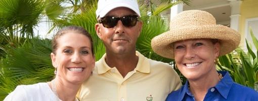 Karyn Lamb, John and KC Pickett