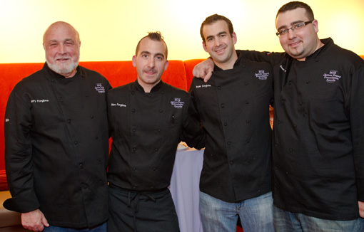 Larry Forgione, Marc Forgione, Bryan Forgione, Sean Forgione