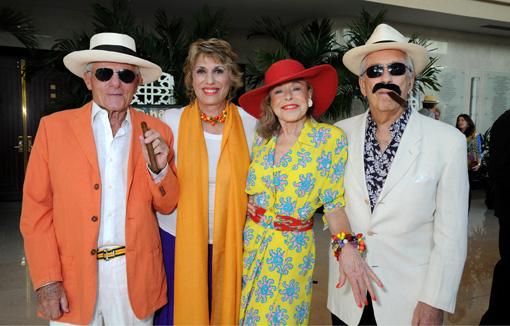 Lee Spiegelman, Linda Binder, Marilyn Meyerhoff, Sam Feldman