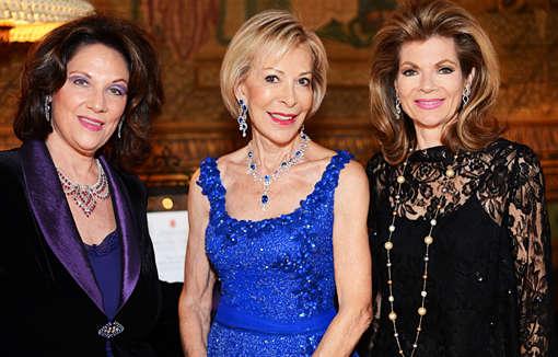 Lexye Aversa, Anka Palitz and Carla Mann
