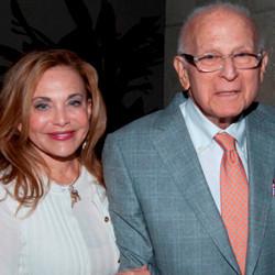 Linda Cortell Benjamin and Roger Benjamin