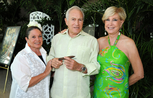 Linda Silpe, Don Silpe, Jan Willinger