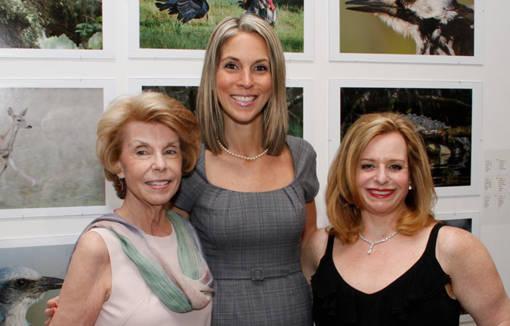 Nancy Marshall, Thais Piotrowski, Robbyn Ackner
