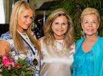 Paris Hilton, Robin Ganzert, Lois Pope