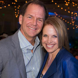 Paul Tudor Jones II, Katie Couric