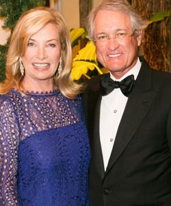 Pauline Pitt and Jerry Seay