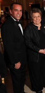 Ralph Sacco, Donna Shalala