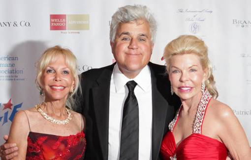Suzi Goldsmith, Jay Leno, Lois Pope