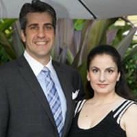 Ted and Elena Peroulakis
