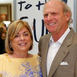 Vicki Loring and Arthur Loring