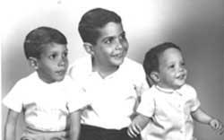 Richard Weiss, Arthur Weiss, Anthony Weiss
